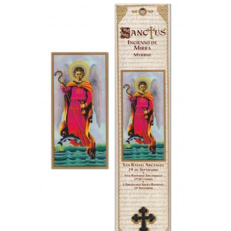 """Pochette encens """"Saint Raphael"""" - 15 pces - 60gr"""