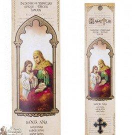 Incense pouch - Sainte Anna - 15 pieces