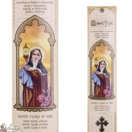 Incense pouch - Sainte Clara - 15 pieces