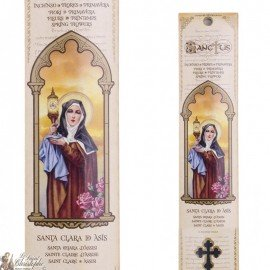 Incense pouch - Sainte Clara - 15 pieces