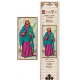 Sacca per incenso - Santa Lucia - 15 pezzi