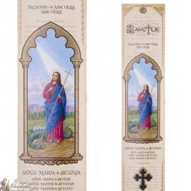 Incense pouch - Saint Martha - 15 pieces