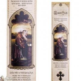 Padre Pio incense pouch - 15 pieces