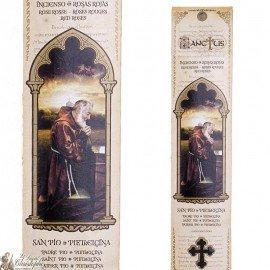 Padre Pio incense pouch - 15 pieces