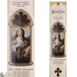 Incense pouch - Saint Mary Magdalene - 15 pieces