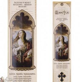 Pochette encens - Sainte Marie Madeleine - 15 pces