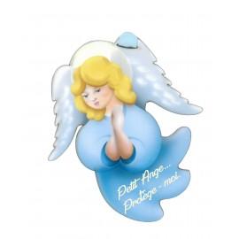 Ange protection Bébé plaque murale - personnalisable
