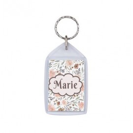 First name key rings - customizable