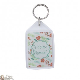 Key Ring - I love you mom