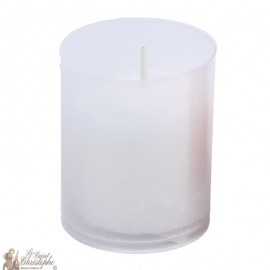 Bougies Veilleuses - Blanches - 28 pièces