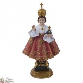 Statue Petit jésus de Prague - 22 cm