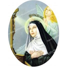 Stickers Heilige Rita