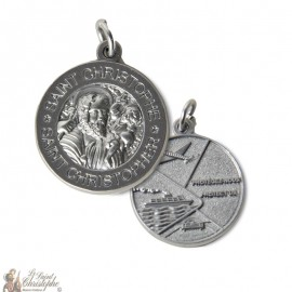 Saint Christopher Medal