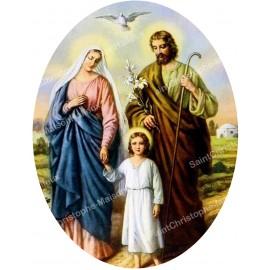 Heilige Familie Stickers