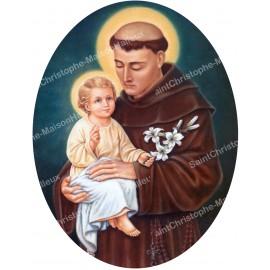 Stickers Heilige Antonius