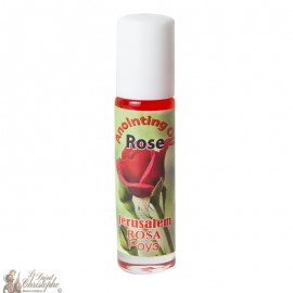 Huile d'onction Rose  10 ml