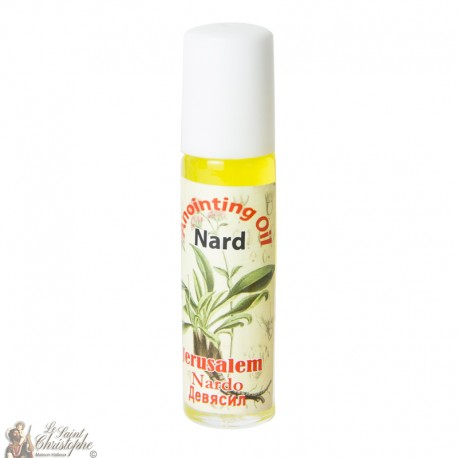 Huile d'onction Nard 10 ml