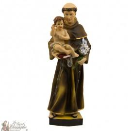 Estatua de San Antonio - 30 cm