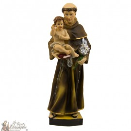 Statue des Heiligen Antonius - 30 cm