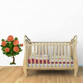 Rose Stickers - customizable