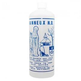 Bouteille plastique avec eau de Banneux N.D - 1 L