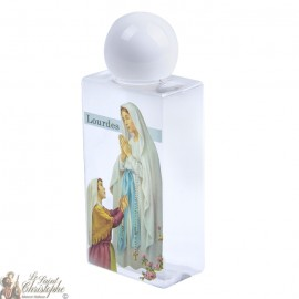 Bottle of Lourdes Apparition plastic - 50 ml