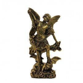 Verschijning van Zwaar bronzen Marmerpoeder