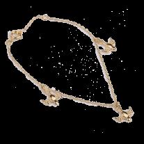 Bracelets plaqué or