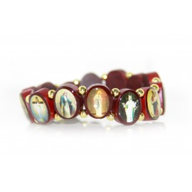 Marian Apparitions Bracelet