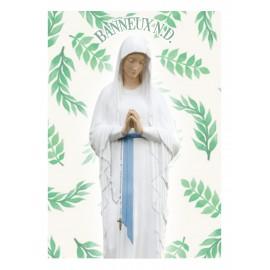Magnétique frigo Vierge Marie de Banneux N.D