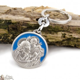 Keychains Saint Christopher