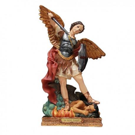 Saint Michel Statue