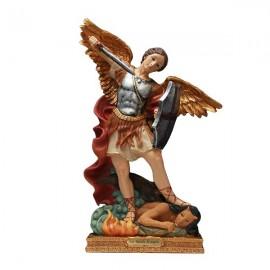 Statue Saint Michel - 41cm