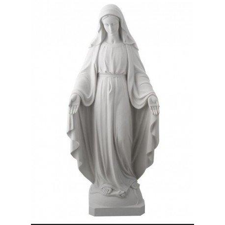Miraculous Virgin Alabaster - Statue