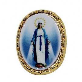 Vierge Miraculeuse - Pins