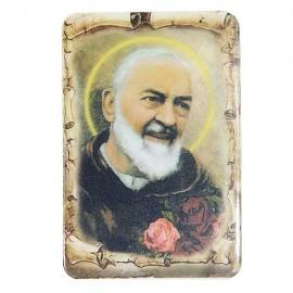 Magnétique frigo Padre Pio