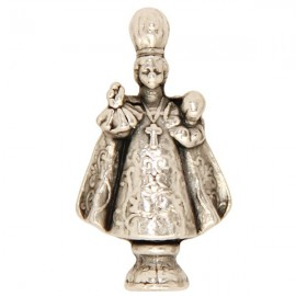 Miniature statue of Jesus of Prague - 2,5 cm