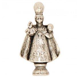 Miniature statue of Jesus of Prague