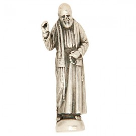 Miniature statue Padre Pio