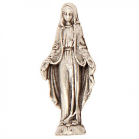 Statue miniature Vierge Miraculeuse