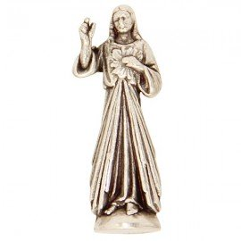 Miniature statue of Jesus