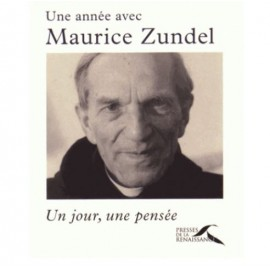 Un año con Maurice Zundel