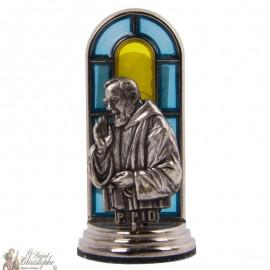 Padre Pio magnétique autocollant