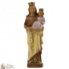 Our Lady of Mount Carmel - statue